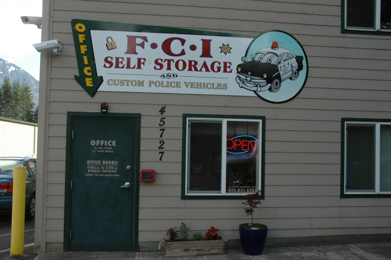 Beautiful FCI Self Storage   Home